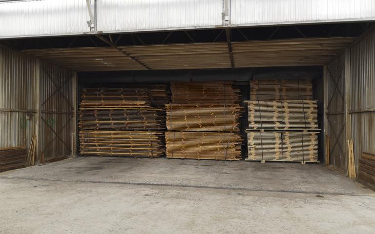 drying lumber